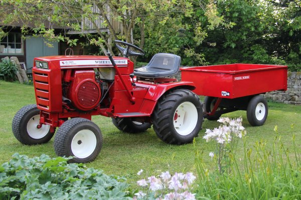 Wheel Horse Company : Wheel horse the number one resource site for