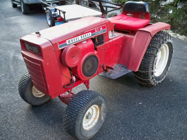 Wheel Horse Gt14 : Wheel horse the number one resource site for